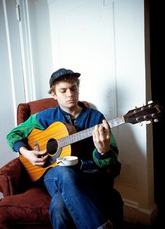 Mac DeMarco came over for a hang. Shot for Loud &...