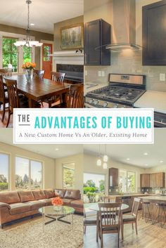 Trying to decide between buying a new, custom home in the Seattle area or an older, existing one? Here are the benefits to buying a brand new home! http://info.powellrenovations.com/advantages-of-buying-a-new-custom-home-versus-an-older-existing-home