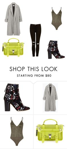 """""""Untitled #159"""" by bruingirl119 on Polyvore featuring Isabel Marant, Zara and Proenza Schouler"""