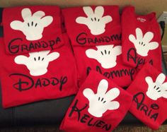 Camisa de vacaciones Disney con decir en la parte por favor8things
