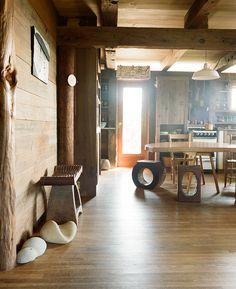 J.B. Blunk home/studio, photo by leslie williamson