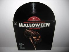 Rare Vinyl Record Halloween Original Soundtrack by JustCoolRecords, $65.00 ALL TIME GREAT SCORE