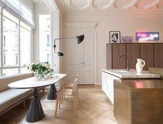 inspiracje w moim mieszkaniu: Parkiet w jodełkę i inne drewniane, podłogi dekora...
