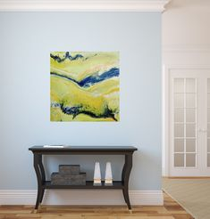 Dorothy, Acrylic on Canvas, 2018 Chelsea Klamm Fluid Acrylics, Chelsea, Vibrant Colors, Abstract Art, Fine Art, Canvas, Wall, Pattern, Painting