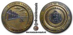Medalla Conmemorativa de la Inauguración del Puente Sobre el Lago de Maracaibo