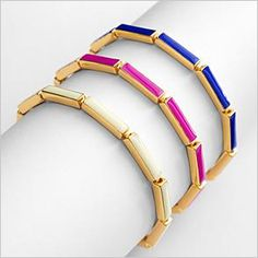 "We're giving away this beautiful Enamel Link Bracelet for #MothersDay just for ""hanging"" out with us on Google+! See more of our fabulous gifts we're giving away: http://blog.gifts.com/giveaways/google-hangout-chat-win-for-mom-2"