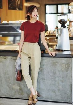 # Casual Outfits for work indian Summer Work Outfits, Casual Work Outfits, Classy Outfits, Vintage Outfits, Professional Outfits, Outfit Work, Fashionable Outfits, Winter Outfits, Vintage Fashion
