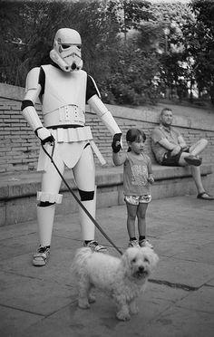 Retired Stormtrooper