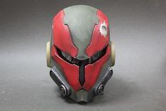 Mask & helmets for airsoft. by AFactoryAirsoft on Etsy Boba Fett Costume, Boba Fett Helmet, Helmet Design, Mask Design, Mandalorian Cosplay, Mandalorian Ships, Armadura Cosplay, Star Wars Helmet, Cosplay Helmet
