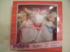 2 x 4'' Petra baby dolls 2.21+3.2
