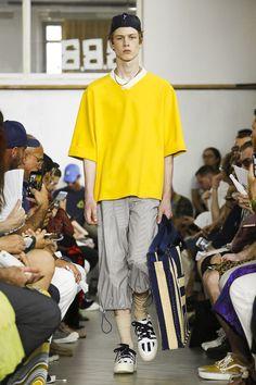 Sunnei Menswear Spring Summer 2018 Collection in Milan