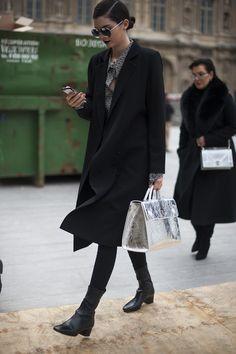 Queen Kendall — vogueaustralia:   Kendall Jenner from Paris...