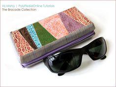 Polymer Clay Brocade Collection Glasses Purses | Flickr: Intercambio de fotos