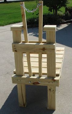 Goat milking stand.  Would this work for sheep as well?