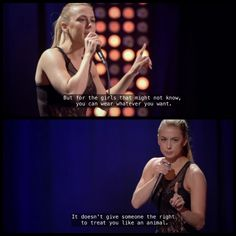 Iliza Shlesinger on catcalling. Clothing doesn't give someone the right to treat you like an animal.