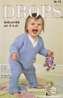 DROPS Baby Catalogue baby13 http://www.garnstudio.com/catalogues.php?id=133&lang=us