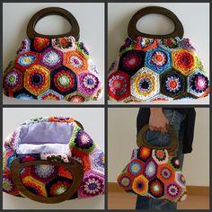 #crochet #purse