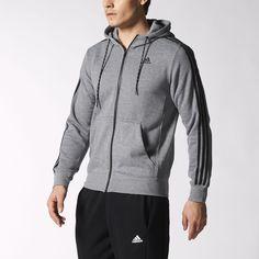 Adidas Erkek Ceket Ess 3s Fz Hoodb - 1