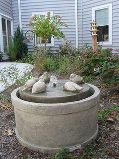 Needham Assisted Living: Birdhouse Garden