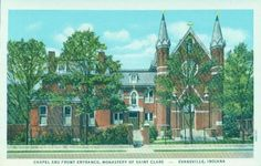 Monastery of St. Clare, Evansville, Indiana