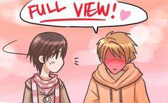 Ouran Host Club - Hikaru and Haruki :)