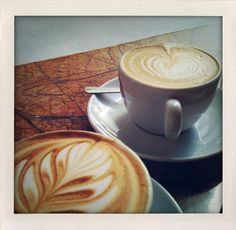 my favorite coffee place in seattle- vivace