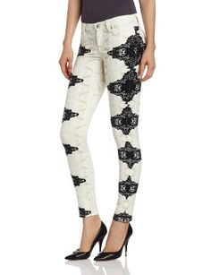 7 For All Mankind Women's The Skinny: Clothing - I kinda love these