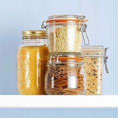 Pantry Items - Healthy food swap.