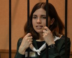 Nadya had publically complained of threats she received from prison officials (Photo Credit: Maksim Blinov/AFP/Getty Images).
