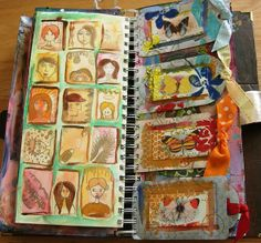 Tall Art Journal - Pic 13 | Flickr - Photo Sharing!