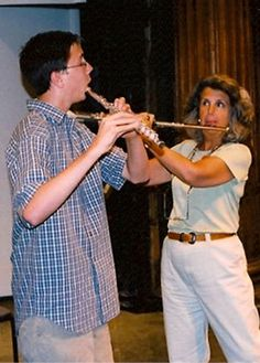 Articles and Interviews — A Guide to Education || Jeanne Baxtresser | flute