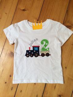GEBURTSTAG SHIRT - 3344 individuelle Produkte aus der Kategorie: Kind | DaWanda