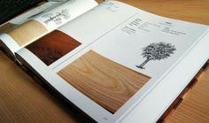 """Libro Mil maderas - """"La madera nos envuelve, apreciamos su calidez, su color, su origen orgánico."""" http://www.floresyplantas.net/libro-mil-maderas/"""