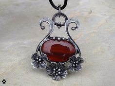 Kytice - náhrdelník