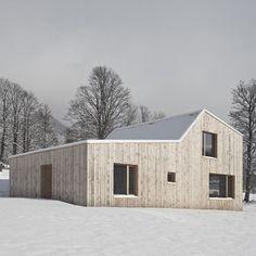 Medical Practice in Ramsau by Hammerschmid<br /> Pachl Seebacher Architekten