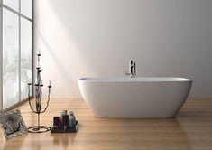 Legion Furniture Freestanding Bathtub L x W x Deep Bathtub, Drop In Bathtub, Soaking Bathtubs, Bathtub Shower, Steam Shower Units, Cheap Bathtubs, Bathtub Sizes, Solid Surface