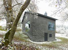 Drei Häuser von Savioz Fabrizzi im Wallis / Rund um Sion - Architektur und Architekten - News / Meldungen / Nachrichten - BauNetz.de