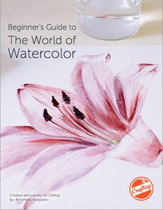 """Get the """"Beginner's Guide to the World of Watercolor,"""" a free painting PDF eGuide, on Craftsy.com!"""