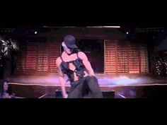 ▶ Why people say Channing Tatum was more than a stripper. Magic Mike- Channing Tatum Black Vest Dance - YouTube