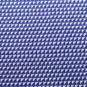 """Ellen Luckett Baker Framework Canvas - Steps (Royal Blue) 15% Linen/85% Cotton, canvas, 44/45"""" wide"""