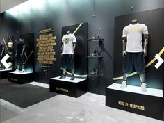 VM | Visual Merchandising | Retail Display | Retail Fashion Display | VM Fashion | Retail Design | LED lit mannequins