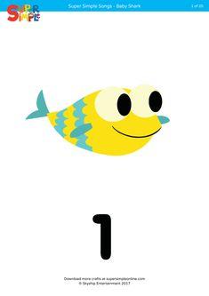 7 Best Baby Shark Images On Pinterest Baby Shark 2nd Anniversary