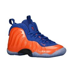 ba032fe9d89e Nike Little Posite One Boys  Grade School ❤ liked on Polyvore featuring  shoes