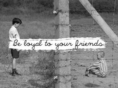Not technically the past, but the Boy in the Striped Pajamas is a great fictional movie about the Holocaust