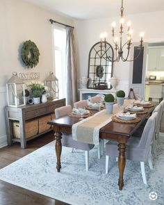 dining room and office. Beautiful Dining Room / Office Combination By HGTV Designer Genevieve Garder. This Easily Functions As Both A A\u2026 And