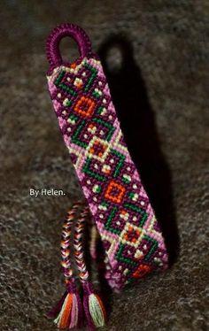 Photo of #50562 by Byhelen - friendship-bracelets.net