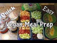 Vegan Meal Prep for Hormone Balance | #HighProteinVegan Bodybuilding | www.HollyBrownFit.com
