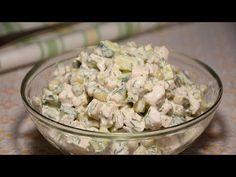 Салат «Леди» за 5 минут (без майонеза)