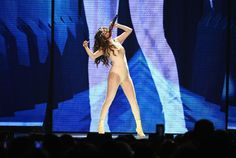 Stunning look of Selena