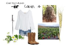 """""""Cabin 4"""" by kaitlynaurora ❤ liked on Polyvore featuring Silver Jeans Co., Michael Kors, Dingo, women's clothing, women's fashion, women, female, woman, misses and juniors"""